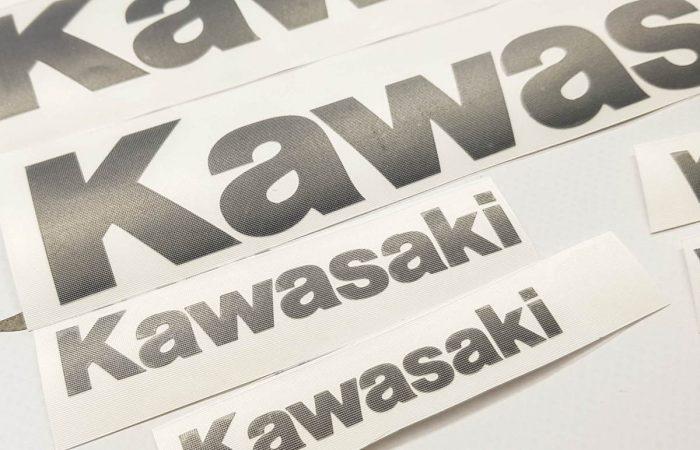 Комплект наклеек Kawasaki ZZR-600