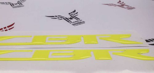 Объёмные наклейки Honda CBR