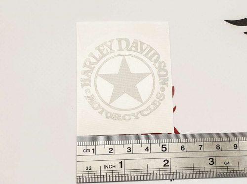 Светоотражающая наклейка Harley Davidson Star