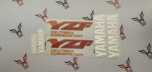 Комплект наклеек Yamaha YZF-600 1995