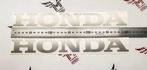 Надпись Honda 30см