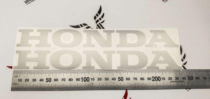Надпись Honda 24см