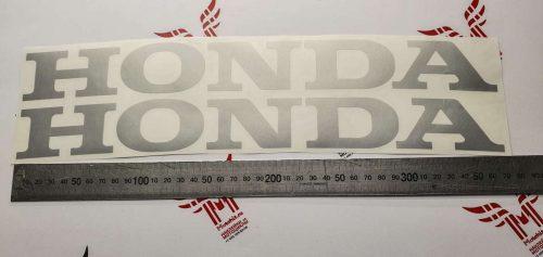 Изогнутая Надпись Honda 37см