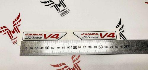 Объёмные наклейки Honda St 1300 V4