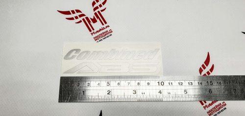 Наклейка Combined ABS 10см