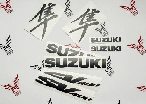 Комплект наклеек SUZUKI SV-400