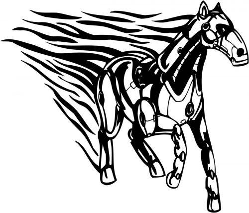 HORSE-ROBOT-003