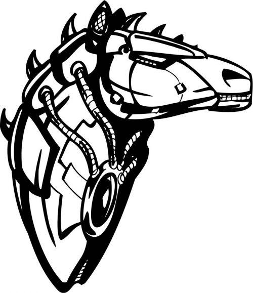 HORSE-ROBOT-004