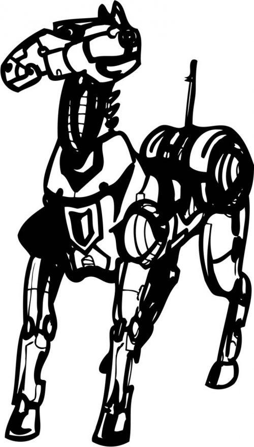 HORSE-ROBOT-011