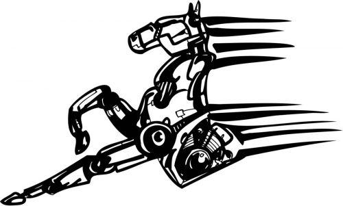 HORSE-ROBOT-013