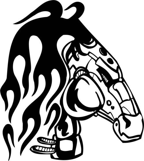 HORSE-ROBOT-016