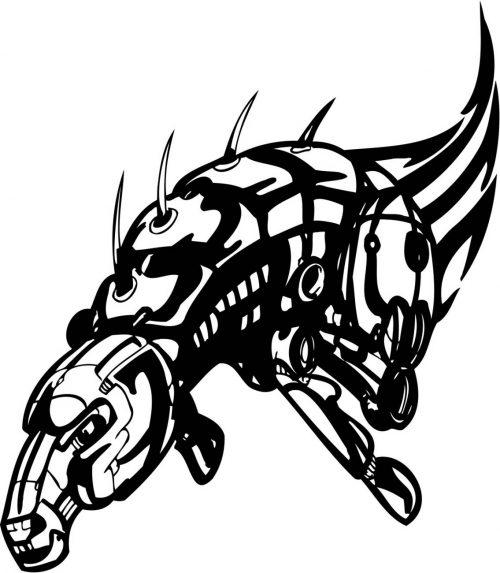 HORSE-ROBOT-017