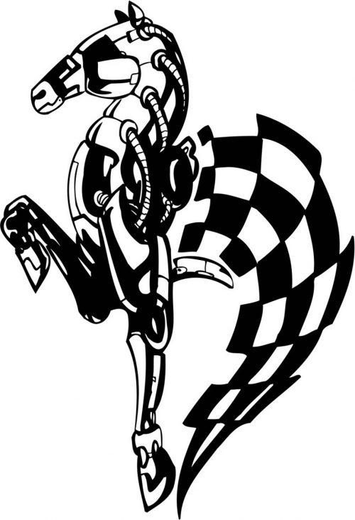 HORSE-ROBOT-019