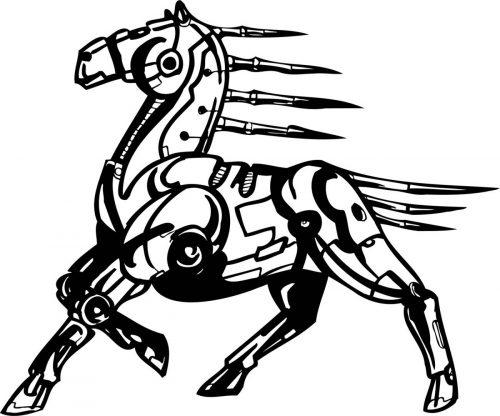HORSE-ROBOT-021