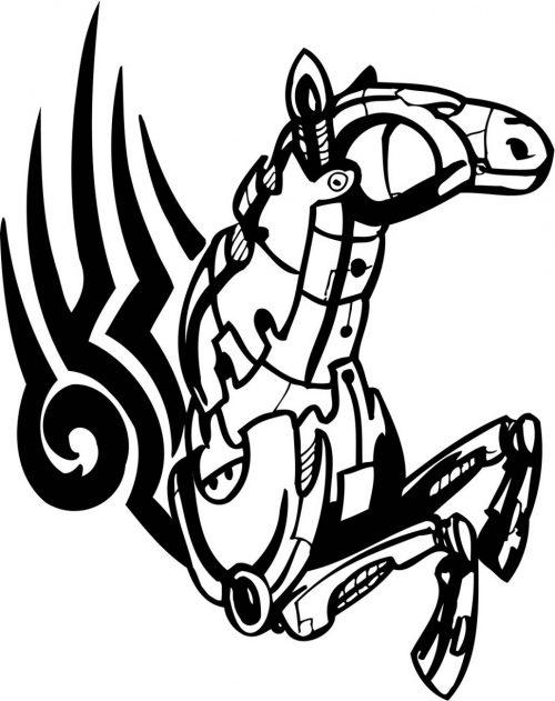 HORSE-ROBOT-022