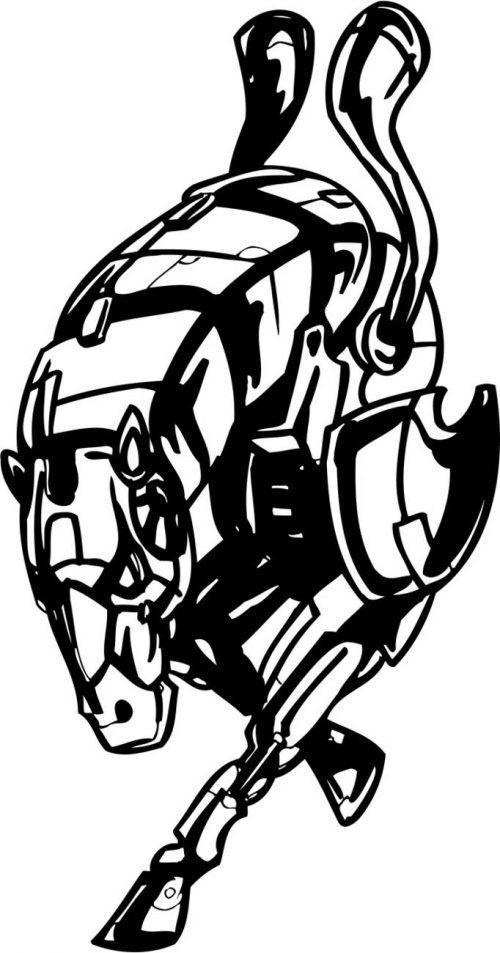 HORSE-ROBOT-023