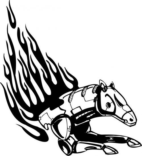 HORSE-ROBOT-024