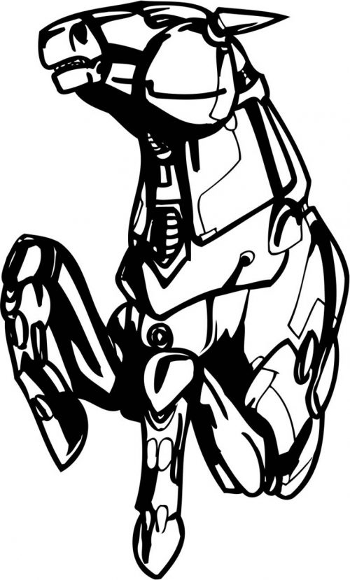 HORSE-ROBOT-029