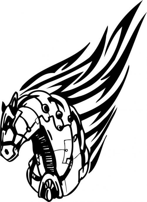 HORSE-ROBOT-030