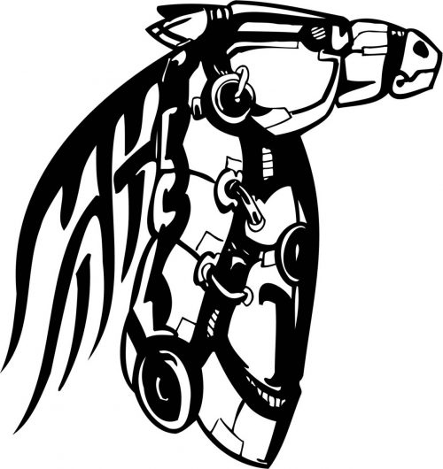 HORSE-ROBOT-031