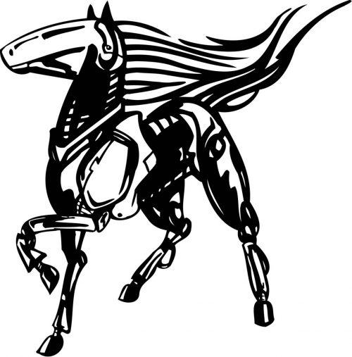 HORSE-ROBOT-032