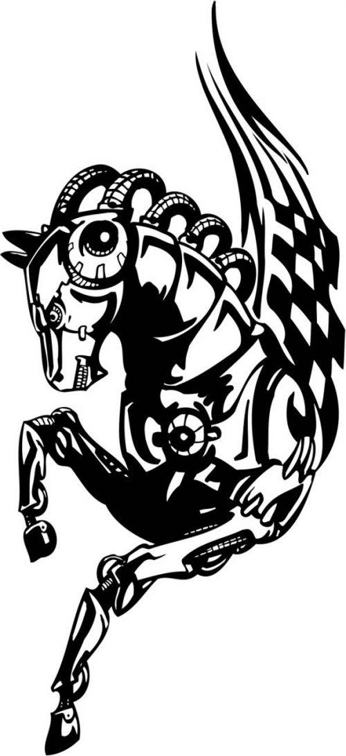 HORSE-ROBOT-034