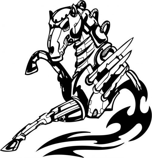 HORSE-ROBOT-039