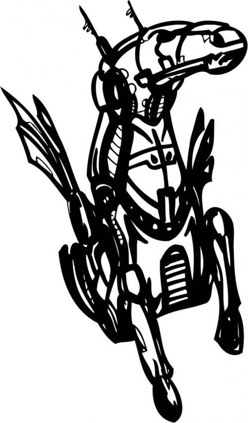 HORSE-ROBOT-044