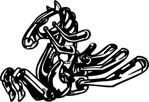 HORSE-ROBOT-045