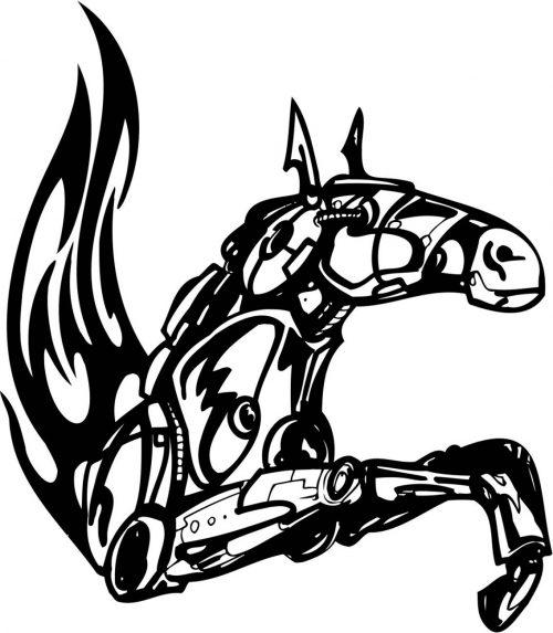 HORSE-ROBOT-047