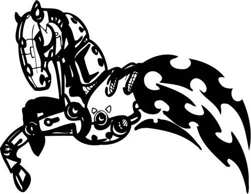 HORSE-ROBOT-049