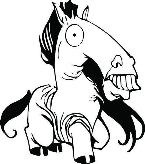 HORSE-105