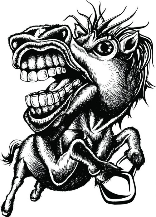 HORSE-132
