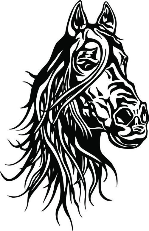 HORSE-133