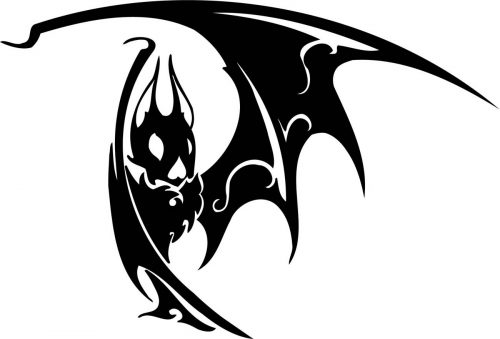 TRIBAL-BATS-009