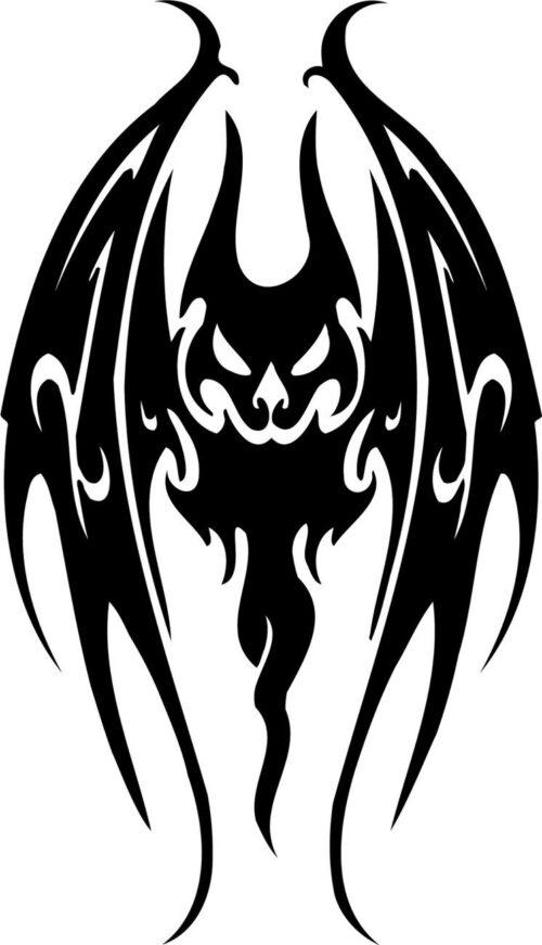 TRIBAL-BATS-023