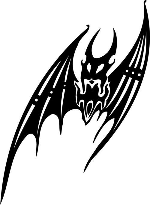 TRIBAL-BATS-034