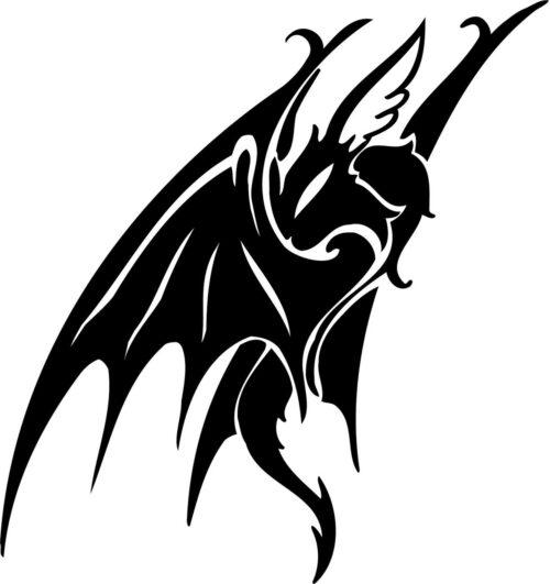 TRIBAL-BATS-048