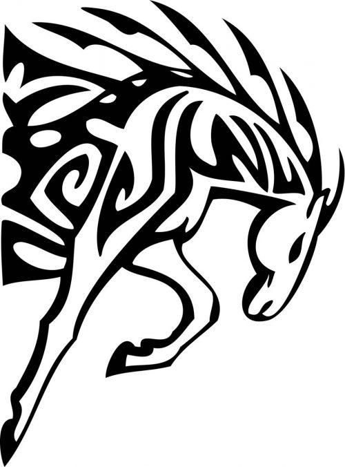 TRIBAL-HORSES-040