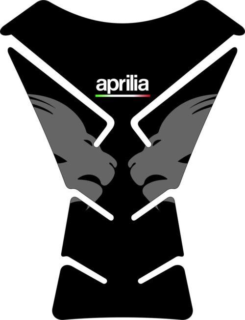 3D Наклейка на бак Aprilia Silver Lion 005