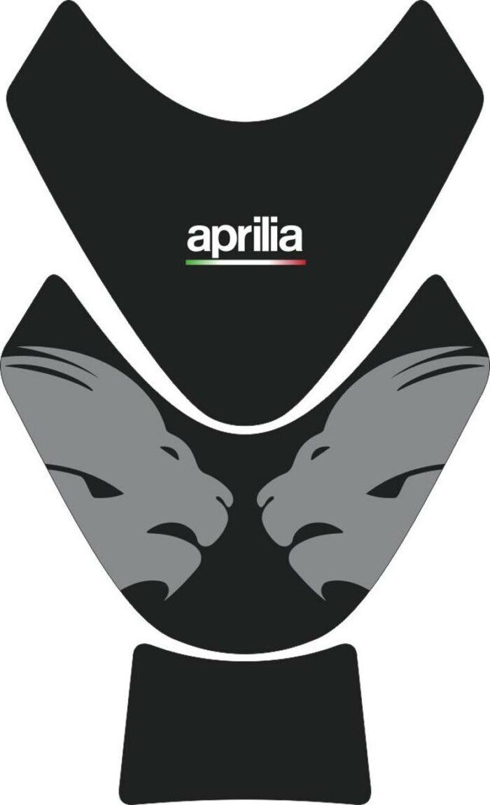 3D Наклейка на бак Aprilia Silver Lion 010
