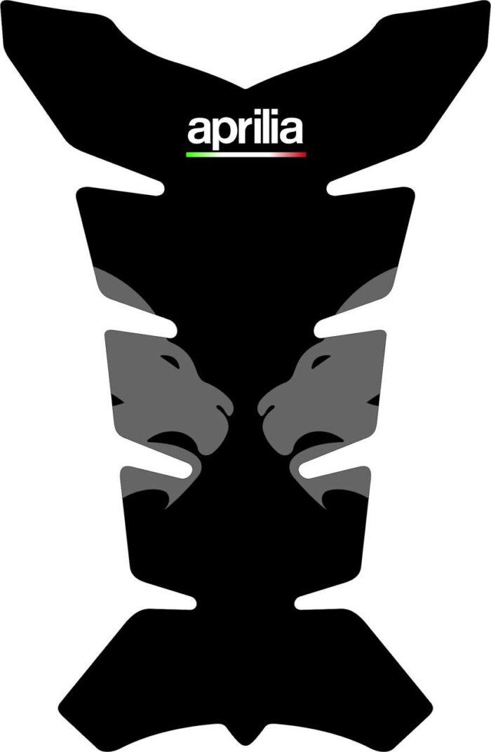 3D Наклейка на бак Aprilia Silver Lion 018