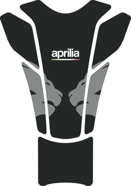 3D Наклейка на бак Aprilia Silver Lion 036