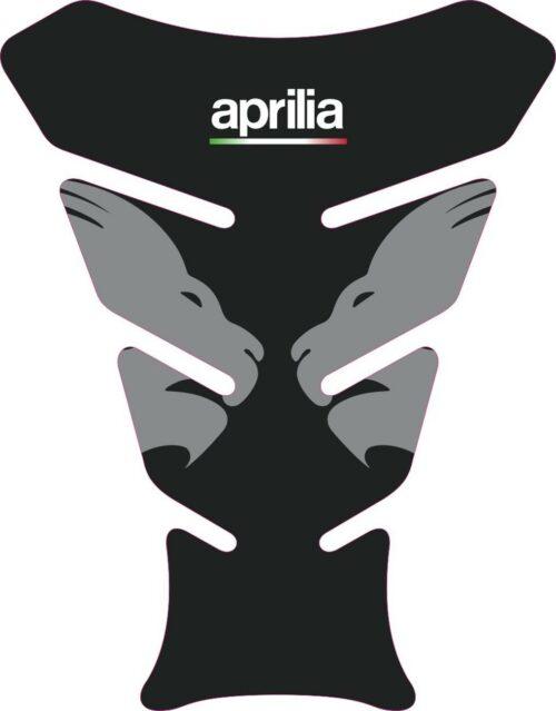 3D Наклейка на бак Aprilia Silver Lion 053