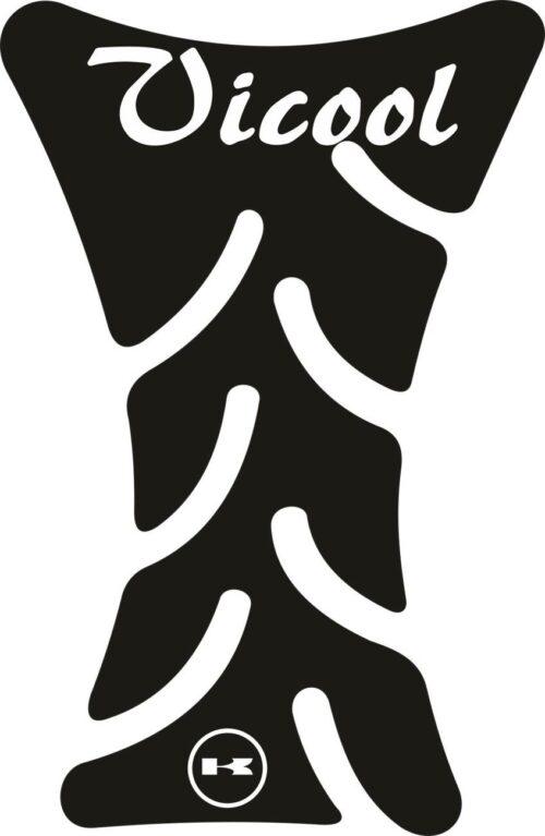Объёмные 3D наклейки на бак KAWASAKI TANK-PAD-022