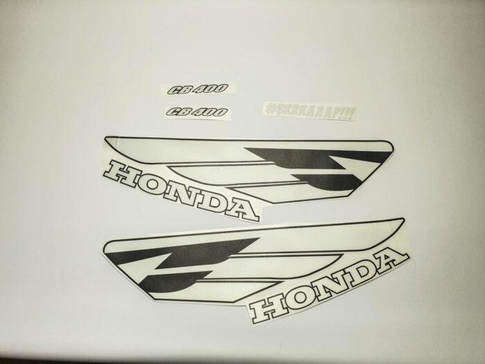 Комплект наклеек крылья Honda