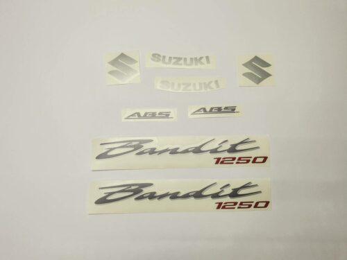 Комплект наклеек Suzuki Bandit