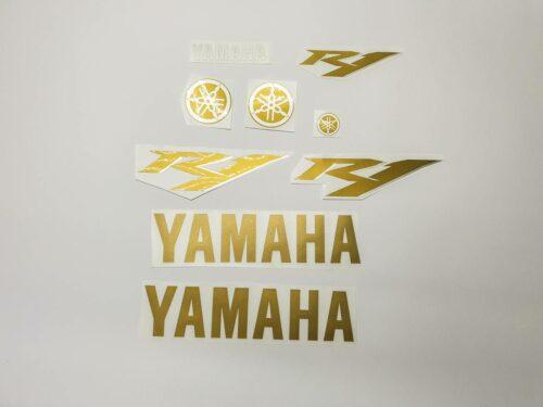 Комплект наклеек YAMAHA R1