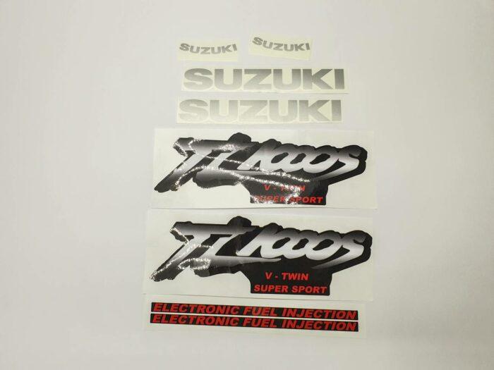 Комплектк наклеек Suzuki TL-1000S