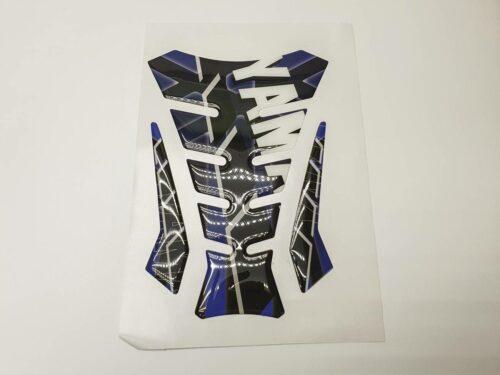 Наклейка на бак объемная Yamaha